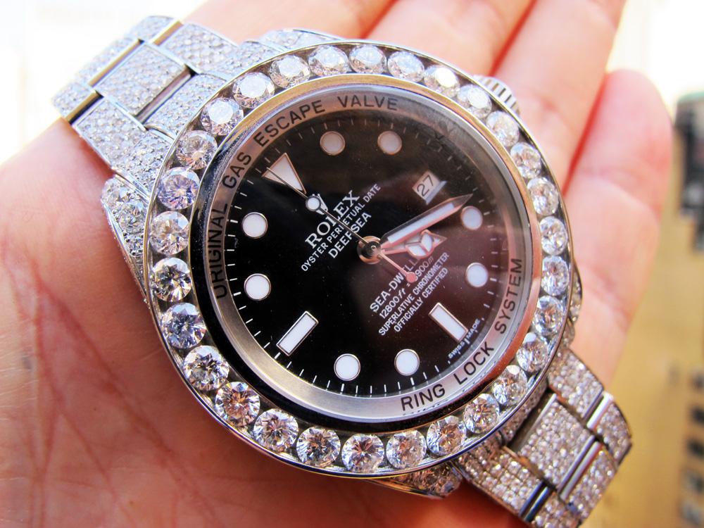 Rolex klocka