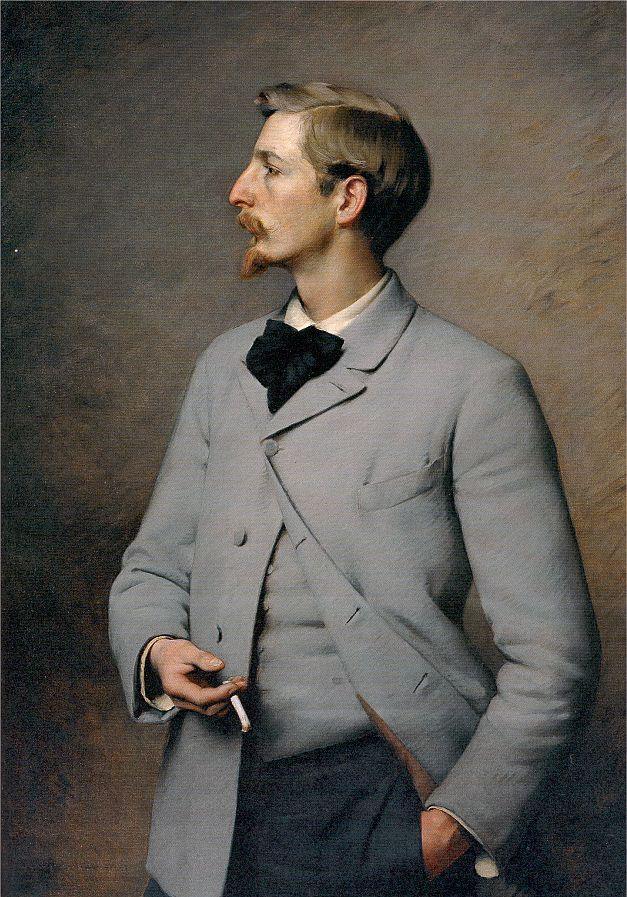 Herrmode 1890