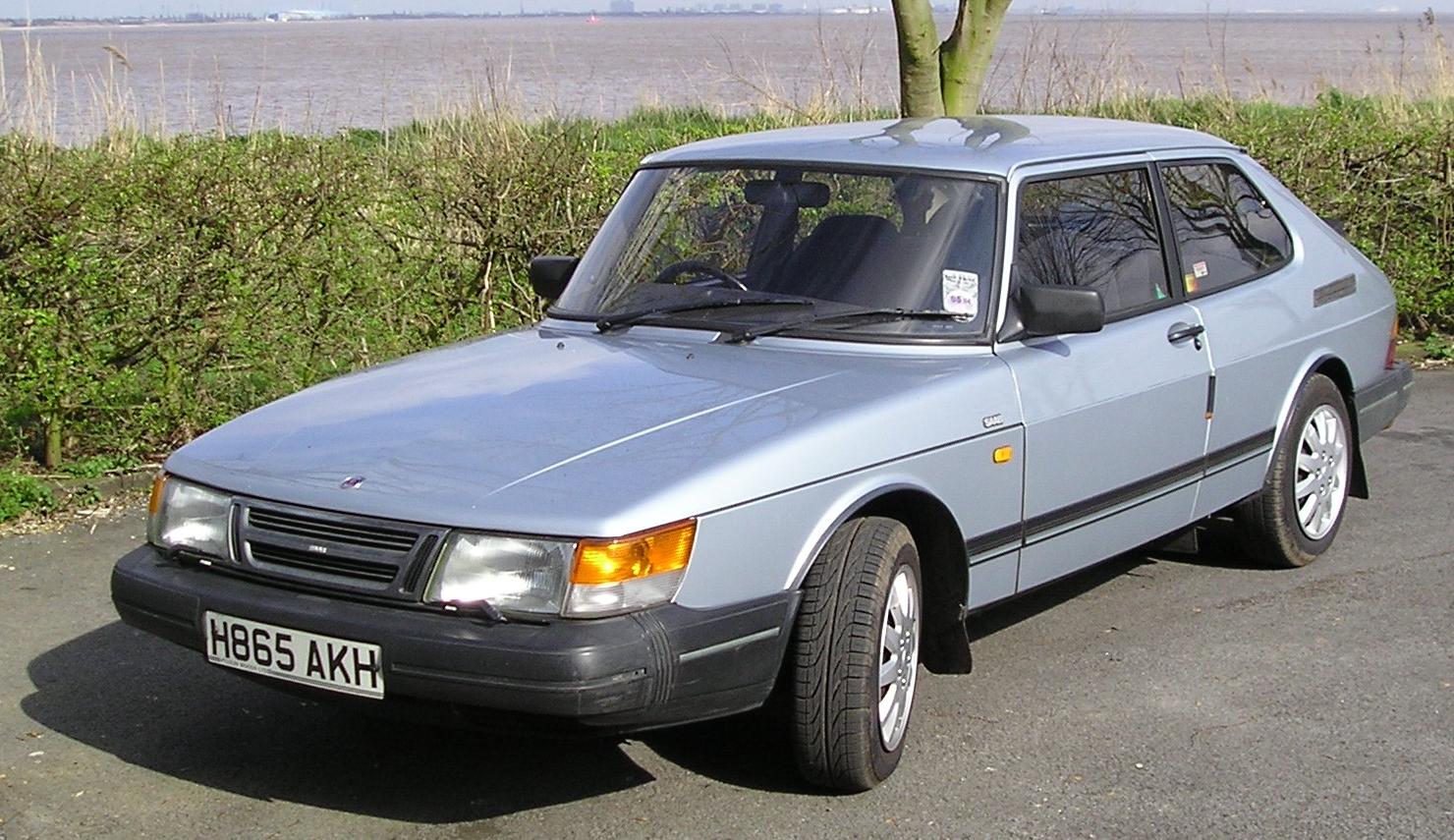 Begagnade bildelar Saab